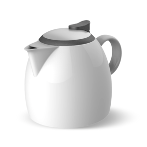 Duke brewing teapot