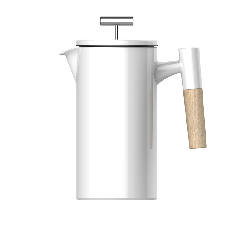 French press with SLS Plunger