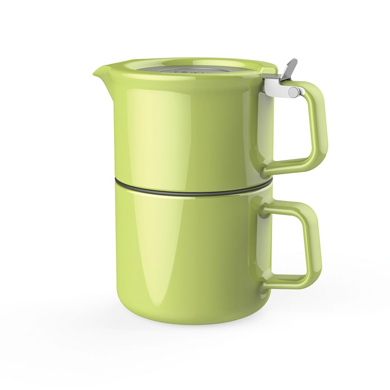 Teapot and Cup in One