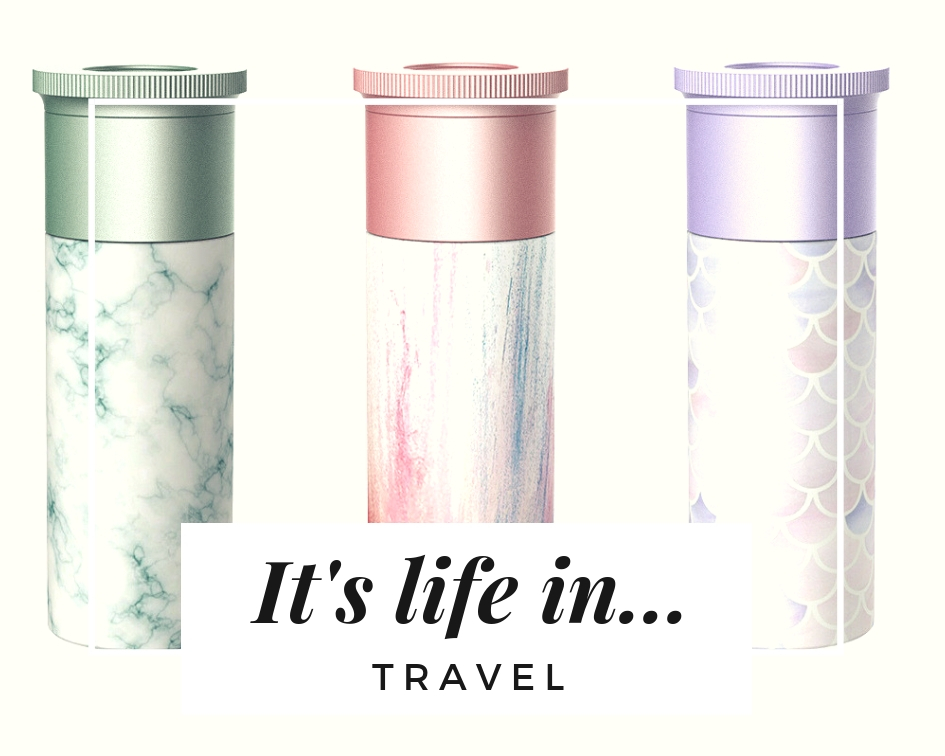 travel infuser mug