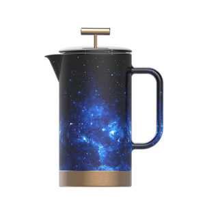 Cosmic French Press Coffee Maker