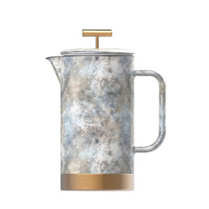 Retro Ceramic Coffee Pot