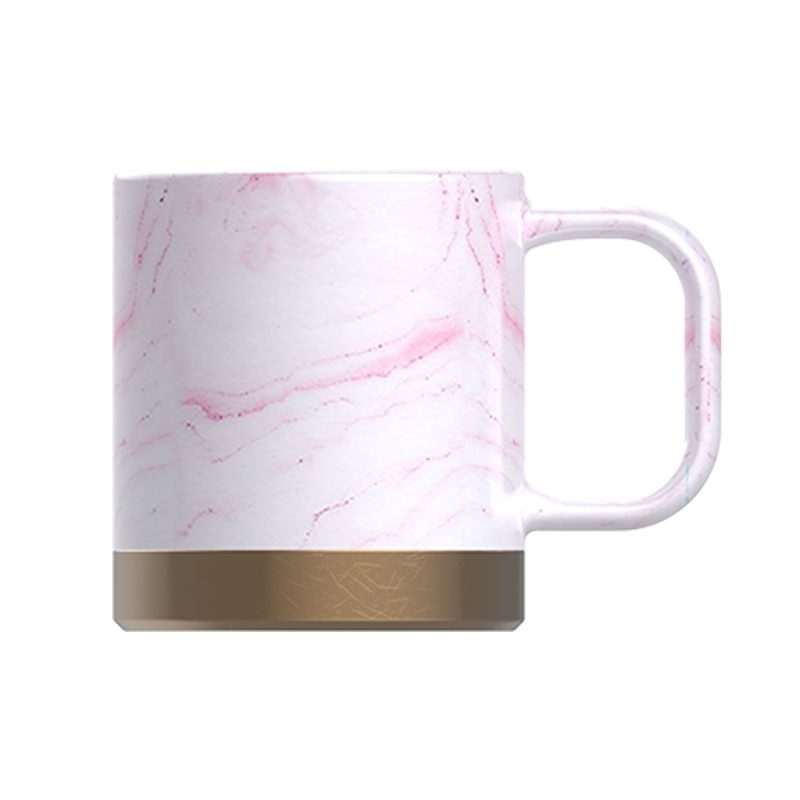 personalized ceramic marble cup