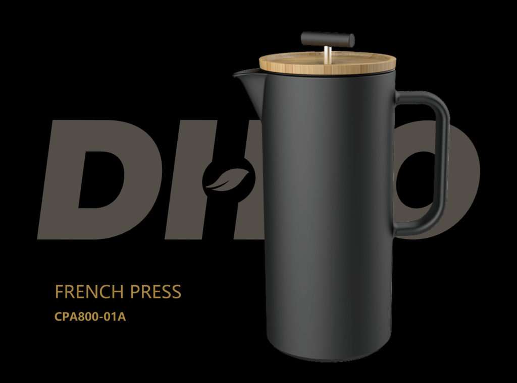 coffee press french